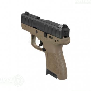 Pistoletas Beretta APX Carry FDE, 9x19 4