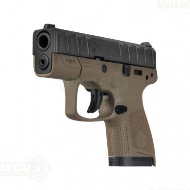 Pistoletas Beretta APX Carry FDE, 9x19 7