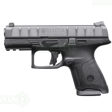 Pistoletas Beretta APX Compact, 9x19