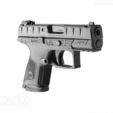 Pistoletas Beretta APX Compact, 9x19 3