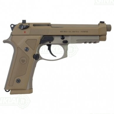 Pistoletas Beretta M9A3, 9x19 2
