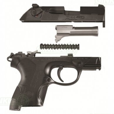 Pistoletas Beretta Px4 Storm SubCompact, 9x19 6