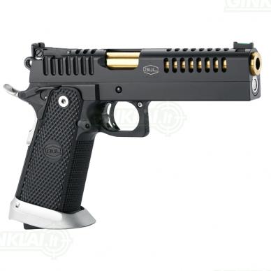 Pistoletas BUL SAS II SL AIR Black 9x19 2