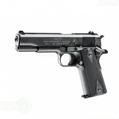 Pistoletas Colt 1911 A1 Government .22 LR 3
