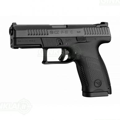 Pistoletas CZ P-10 C, 9x19