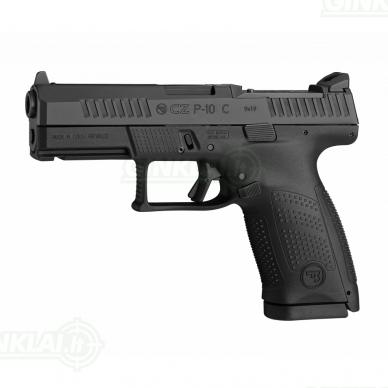 Pistoletas CZ P-10 C OR, 9x19
