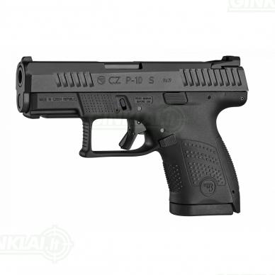 Pistoletas CZ P-10 S, 9x19