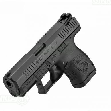 Pistoletas CZ P-10 S, 9x19 2