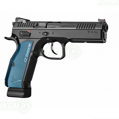 Pistoletas CZ Shadow 2 Black, 9x19 2