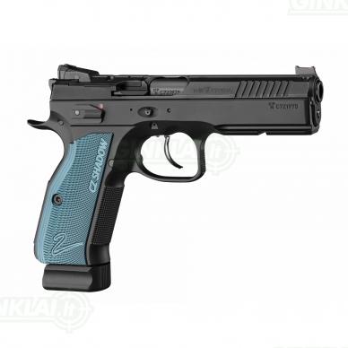 Pistoletas CZ Shadow 2 Black OR, 9x19 2