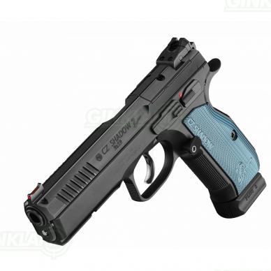 Pistoletas CZ Shadow 2 Black OR, 9x19 3