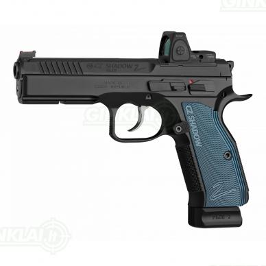 Pistoletas CZ Shadow 2 Black OR, 9x19 4