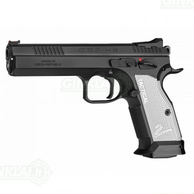 Pistoletas CZ TS 2, 9x19 Silver