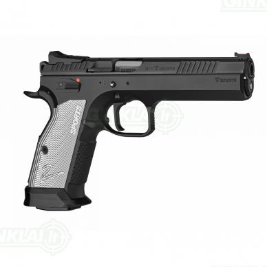 Pistoletas CZ TS 2, 9x19 Silver 2
