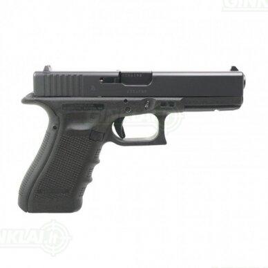 Pistoletas Glock 17 Gen4 9x19 2
