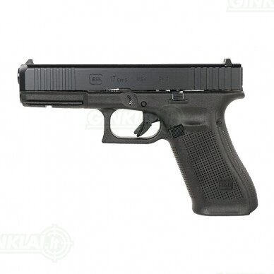 Pistoletas Glock 17 Gen5 FS, 9x19