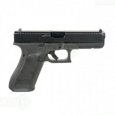 Pistoletas Glock 17 Gen5 FS, 9x19 2