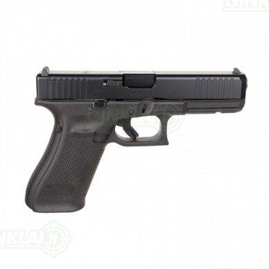 Pistoletas Glock 17 Gen5 MOS FS, 9x19 2
