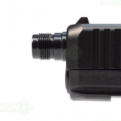 Pistoletas Glock 17 Gen5 MOS FS Threaded, 9x19 2