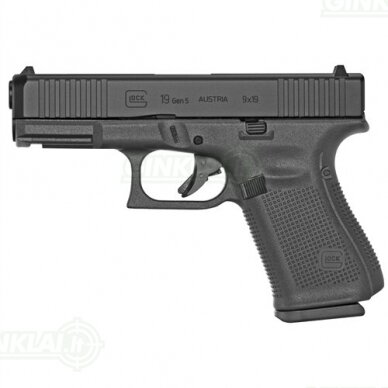 Pistoletas Glock 19 Gen5 FS, 9x19