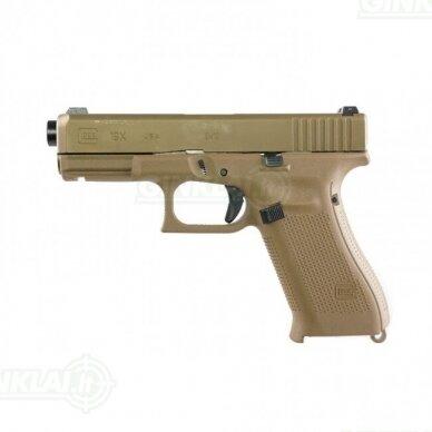 Pistoletas Glock 19X Coyote 9x19