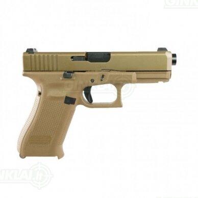 Pistoletas Glock 19X Coyote 9x19 2