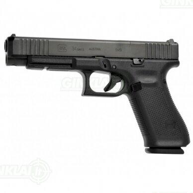 Pistoletas Glock 34 Gen5 MOS 9x19