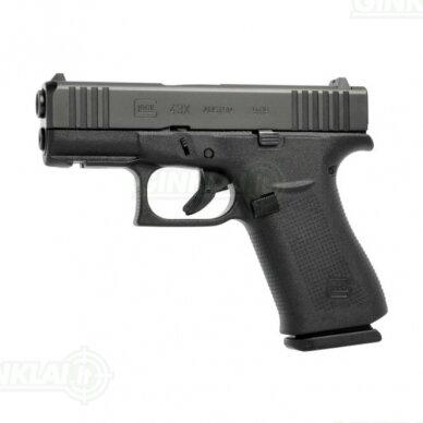 Pistoletas Glock 43X R FS 9x19