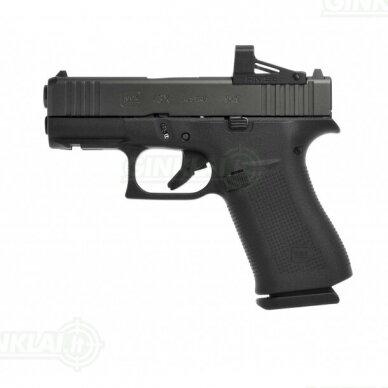 Pistoletas Glock 43X FS MOS Combo 9x19