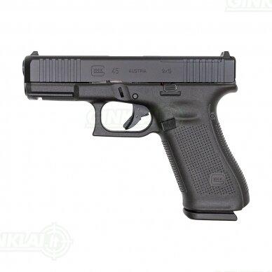 Pistoletas Glock 45 Gen5 MOS FS 9x19