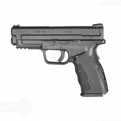 """Pistoletas HS 9 G2 4.0"""", 9x19"""