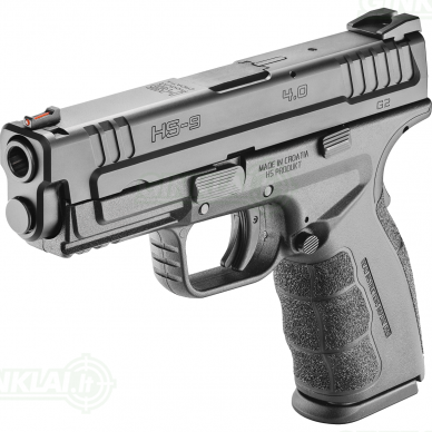 """Pistoletas HS 9 G2 4.0"""", 9x19 3"""