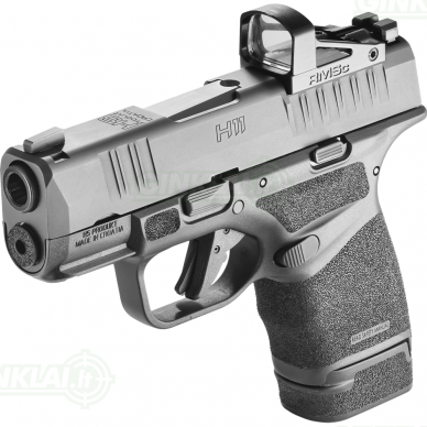 Pistoletas HS H11 RDR, 9x19 3
