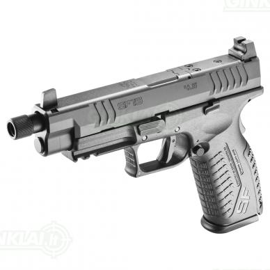 "Pistoletas HS SF19 TB RDR 4.5"", 9x19 2"