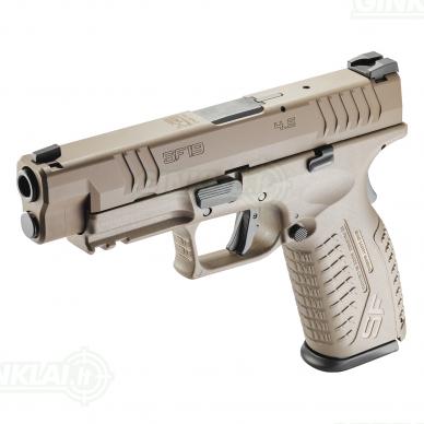 "Pistoletas HS SF19 AFDE 4.5"", 9x19 3"
