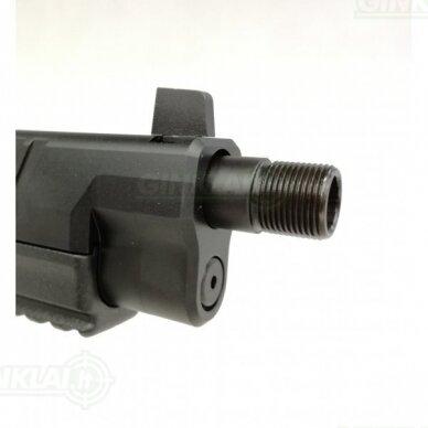 """Pistoletas HS XDM-9 4,5"""" su sriegiu kal. 9x19 Juodas 3"""