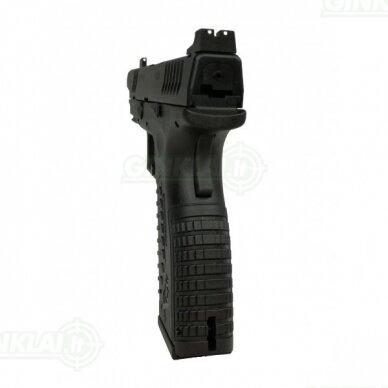 """Pistoletas HS XDM-9 4,5"""" su sriegiu kal. 9x19 Juodas 4"""