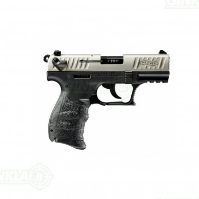 Pistoletas P22Q Nickel .22 LR 3