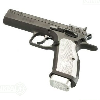 Pistoletas Tanfoglio Stock II Extreme, 9x19 5