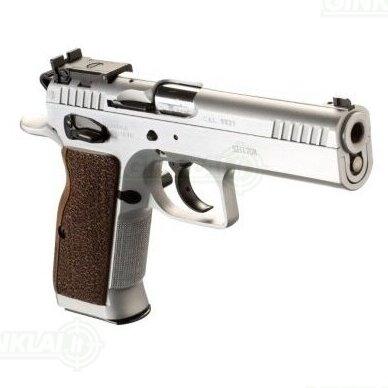 Pistoletas Tanfoglio Stock II Hardcromed, 9x19 2
