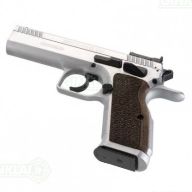 Pistoletas Tanfoglio Stock II Hardcromed, 9x19 3