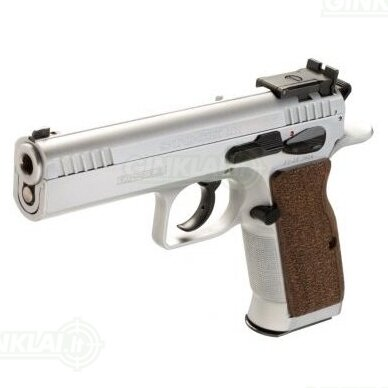 Pistoletas Tanfoglio Stock II Hardcromed, 9x19 4