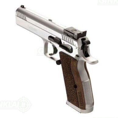 Pistoletas Tanfoglio Stock II Hardcromed, 9x19 5