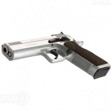 Pistoletas Tanfoglio Stock II Hardcromed, 9x19 6