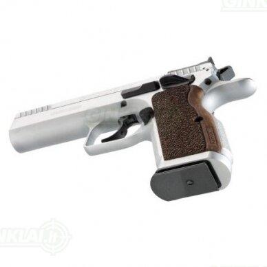 Pistoletas Tanfoglio Stock II Hardcromed, 9x19 7