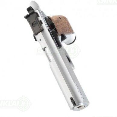 Pistoletas Tanfoglio Stock II Hardcromed, 9x19 9