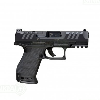 """Pistoletas Walther PDP Compact 4"""" OR, 9x19 4"""