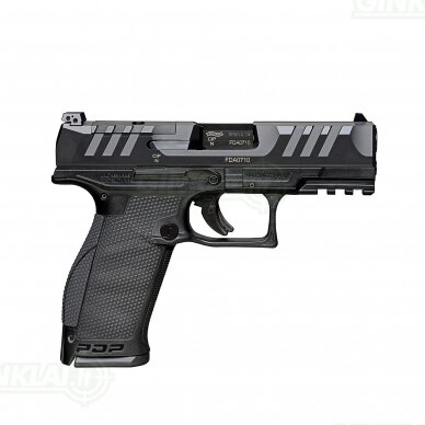 """Pistoletas Walther PDP Full Size 4"""" OR, 9x19 4"""