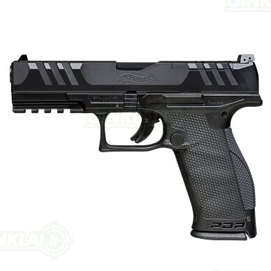 """Pistoletas Walther PDP Full Size 4,5"""" OR, 9x19"""