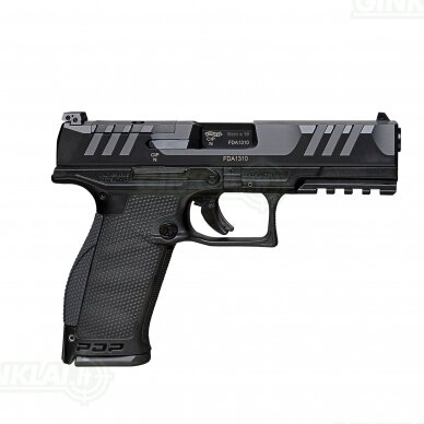 """Pistoletas Walther PDP Full Size 4,5"""" OR, 9x19 4"""